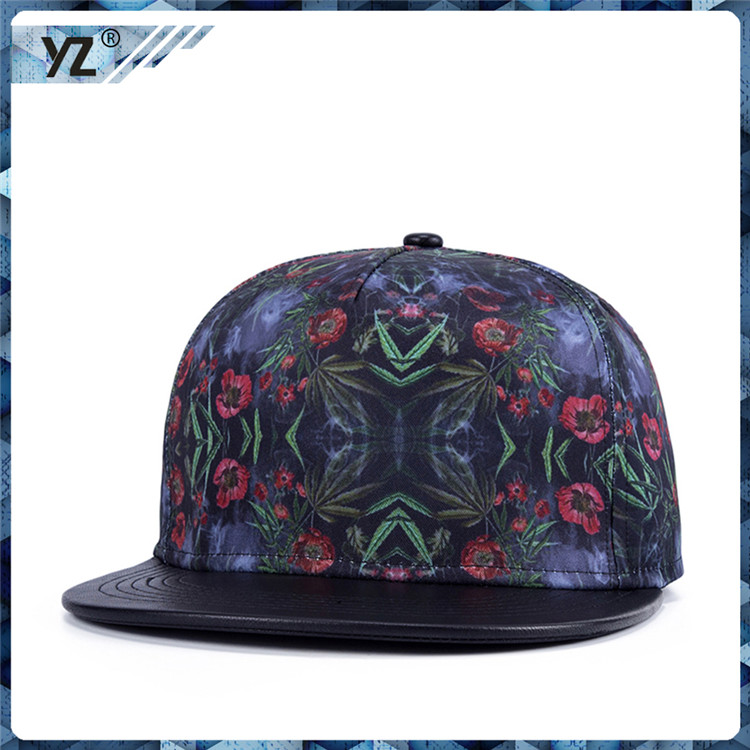 Factory Popular long lasting masterly and fashion snapback hats wholesale price
