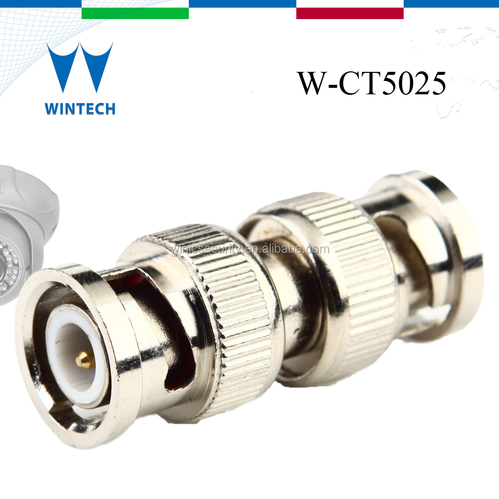 tnc bnc male connector for cable