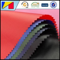200D polyester Oxford fabric waterproof 105gsm