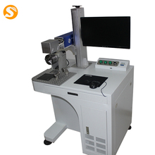10W Raycus Fiber Laser Marking Machine For Metal