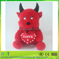 free stuffed cow toy pattern cartoon character soft toy