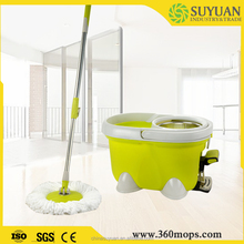 Beautiful design top spin floor cleaning mop