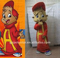NO.2174 alvin and chipmunk costumes