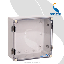 SAIPWELL/SAIP Factory Custom High Performance Plastic Injection Box with Hinge and Hasp DS-ATS-2020-S