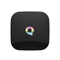 Google play store Q BOX Amlogic S905 2GB /16GB Android 5.1 support IPTV dual wifi smart tv box.