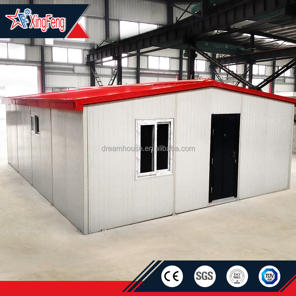 Hot selling structural design of small houses/cheap prefab houses/movable houses for sale