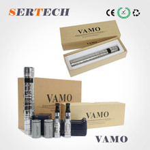 2014 New Product Variable Voltage/Wattage E Cigar Vamo V5 in alibaba