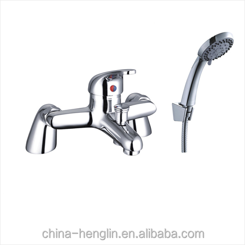contemporary brass high quality shower water mixer