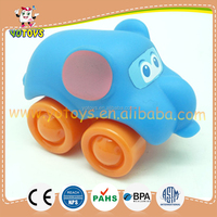 New design PVC car toys ,Mini plastic racing car in soft PVC car toys type material