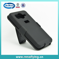 dual heavy duty case for HTC Desire HD /A9191 factory cheap price