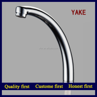 alibaba china online shoping sanitary ware spare parts stainless steel bathroom faucet spout