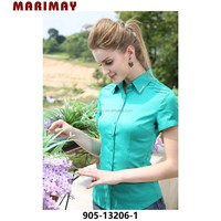 Womens semi formal tops and blouses office ladies tops and blouses 2015