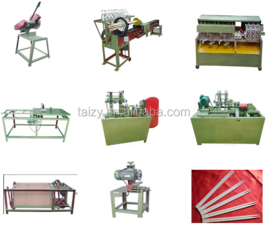 professional bamboo chopstick making machine for sale