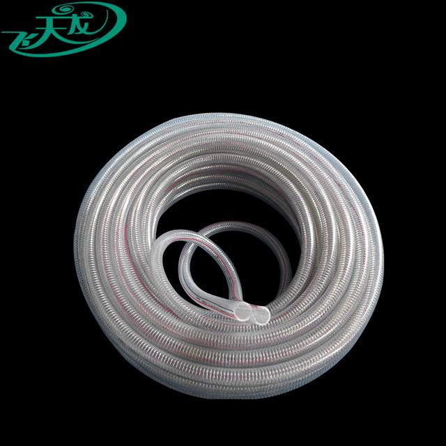 Спиралью food стальной рукав wire напорно армированный всасывающий