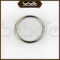 High quality metal o ring spring buckle