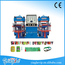 made in chine rubber silicone products forming machine /silicone bracelet making machine