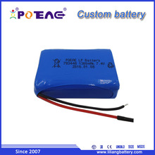 high discharge rate lithium polymer 73448 7.4 V 1300mah battery for VR device