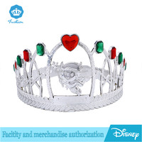 2016 wholesale angel wing plastic cheap crowns & tiaras for sale