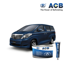 ACB auto body collision car paint colors 2K topcoat