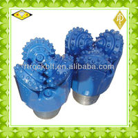 api 9 1/2 IADC 537 blue rock water drill bit or water well auger drill or mining rock drill