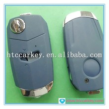 for Fiat folding key case 1 button key shell GT15R