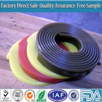 25x5mm Green Color Anti-abrasion Squeegees for Screen Printing