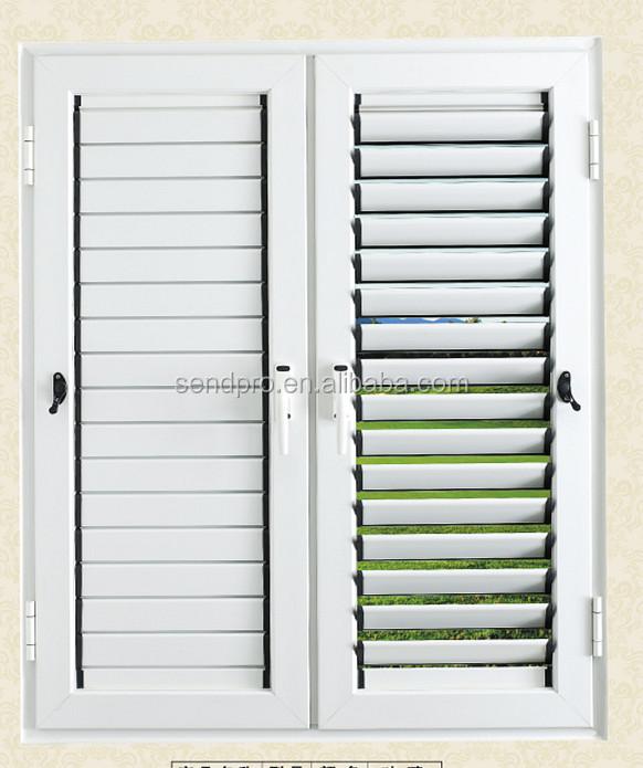 horizotal ffnende aluminium plantage louver shutter. Black Bedroom Furniture Sets. Home Design Ideas