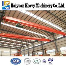 5 t Manufacturer china heavy duty LD travelling overhead monorail crane for Philippines