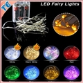 Xmas LED copper wire string light China supply