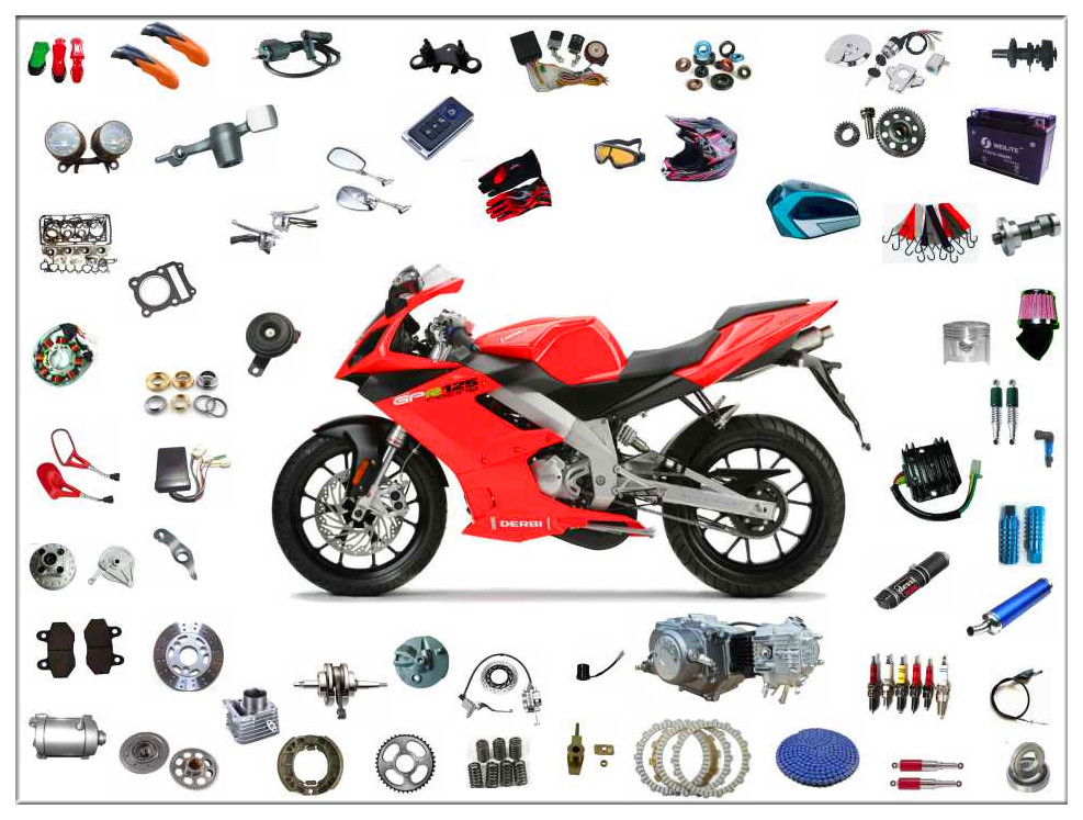 Starting a Motorcycle Parts Store