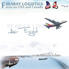 Professional Air Cargo Freight Forwarding Service from Shanghai to New York