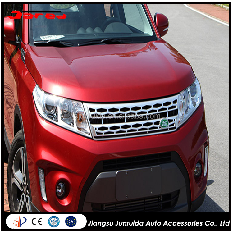 Hot selling grille chrome frame car body parts with low price
