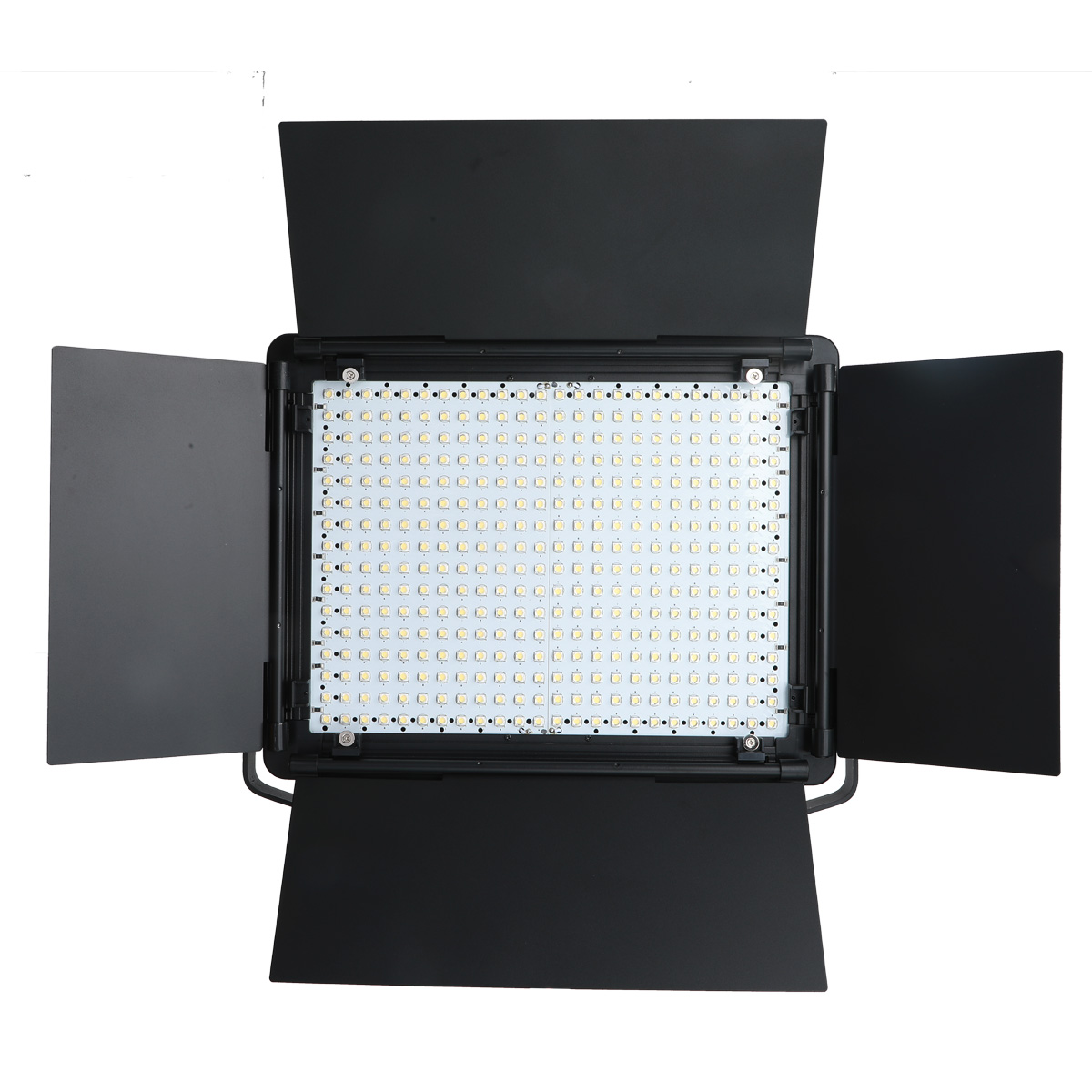 LED-2160DMX  NiceFoto 200W Professional flat panel CRI 95 Bi-color 3200K-6500K, LED video light for photo,video and film