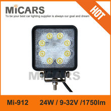 9-32V 5inch 4x4 ATV 24w cree led working light universal SUV, ATV, 4x4, all off road