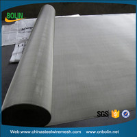 Duplex Steel UNS S 31803 / S 32205 Stainless Steel Wire Mesh Screen For Filter