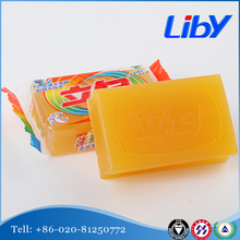 Liby Coconut-oil Yellow Laundry Bar Soap For Clothes Washing