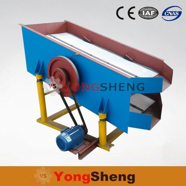 Silica Sand Vibration Screen Sieving Machine Vibro Separator For Sale