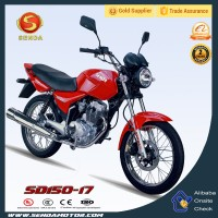 Popular 125CC 150CC 175CC 200CC Best-selling Street Bike CG Titan Motorcycle SD150-17
