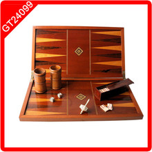"15"" Backgammon Inlaid Board the chess game"