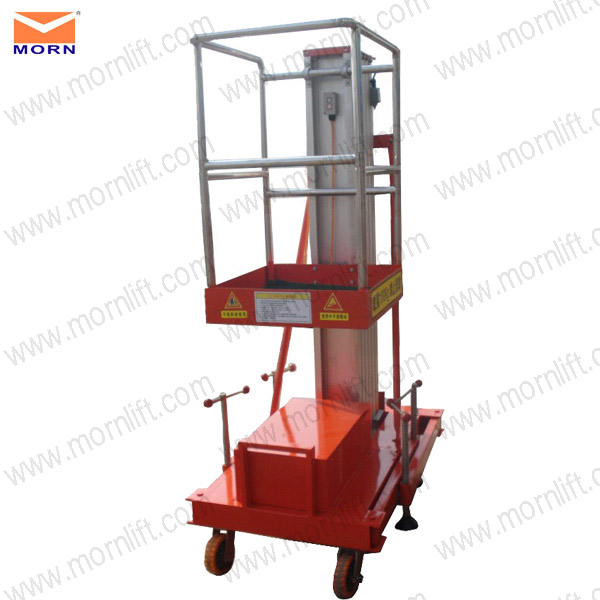 Hydraulic portable lifter/electric ladder lift