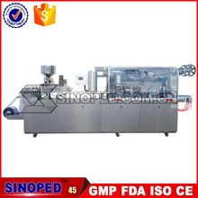 Blister Packing Machine Kinder Chocolate Eggs Wrapping Machine