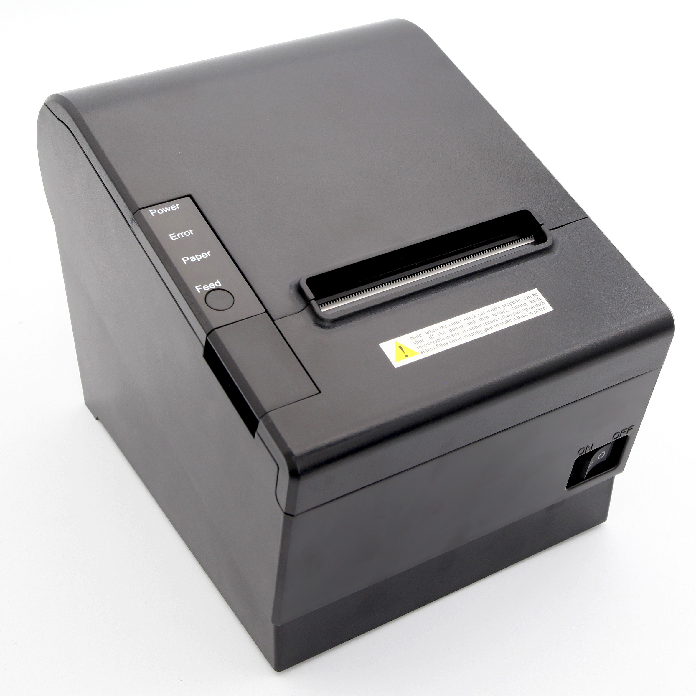 80mm free download thermal receipt printer with USB port 3inch ticket printer offer pos 80 printer thermal driver download