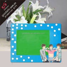 Picture frames wholesale / Recycled paper photo frame / Square picture frame