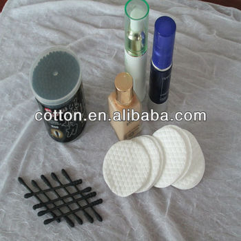 cosmetic cotton tips and pads(200pcs)