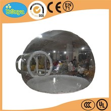 Cheap price custom special discount inflatable air cube tent