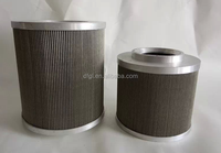Wholesale China Oil Filter Element JX-40* Tank Mounted Suction Fitler Cartridge