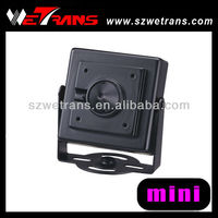 WETRANS TR-SM831PPH Sharp CCD 600TVL Mini Pinhole CCTV Camera