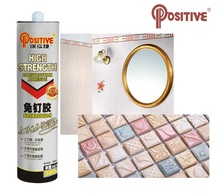 ceramic tile mirror glass adhesive glue