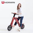 Hot Sale folding electric bike adult scooter foldable china suppliers