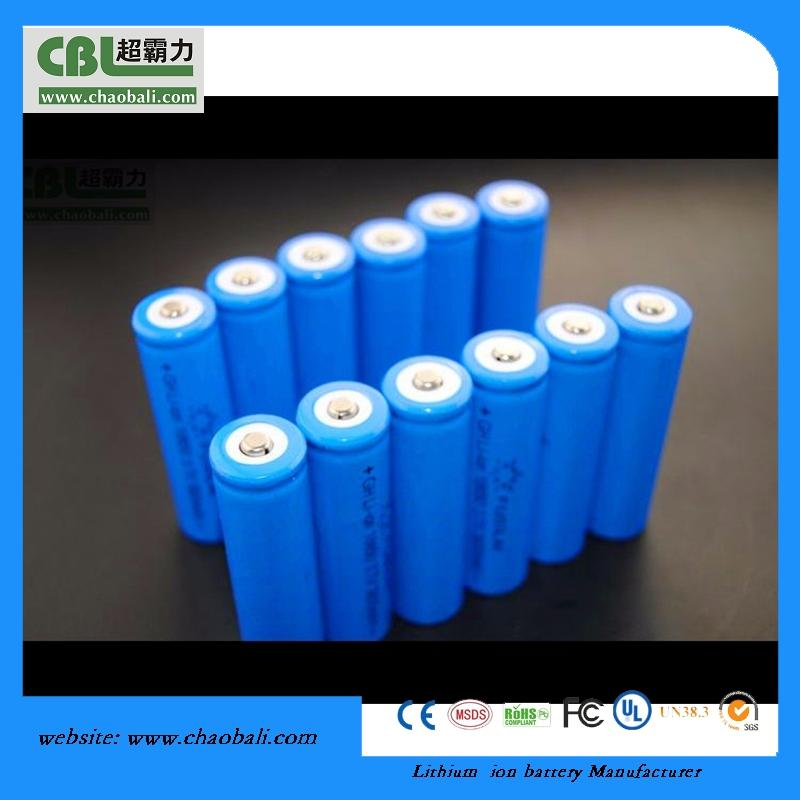 CZW hot selling powe tool battery 18650 2600mAh Lithium ion cylindrical battery cell for power tools